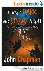 It was a dark and stormy night - Short story